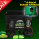 Classic Natural Green Double HID Portable System